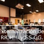10 Motivos para externalizar funciones de Recursos Humanos y SS.GG.