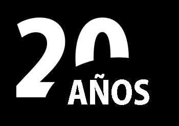 20 años de experiencia