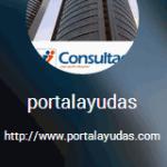 Portal web con noticias sobre ayudas y subvenciones