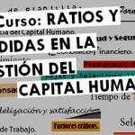 Curso online: Ratios y medidas en la gestión del Capital Humano