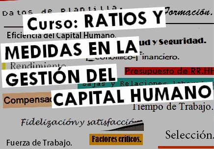 Curso de ratios de recursos humanos