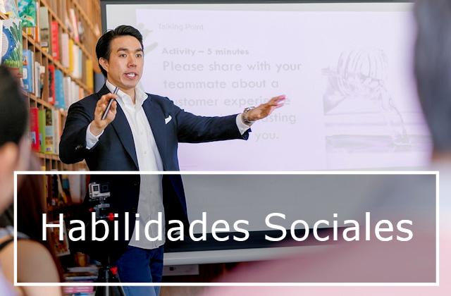 El liderazgo como una habilidad social