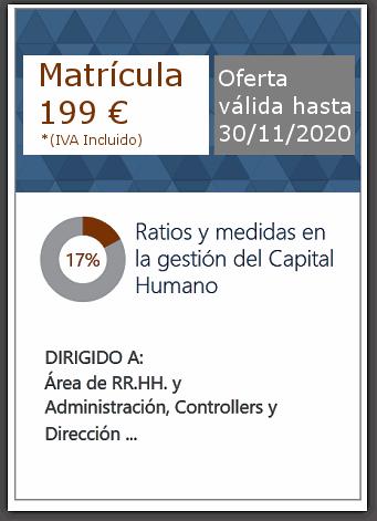 Boletín de Inscripción y Contenidos del Curso de Ratios