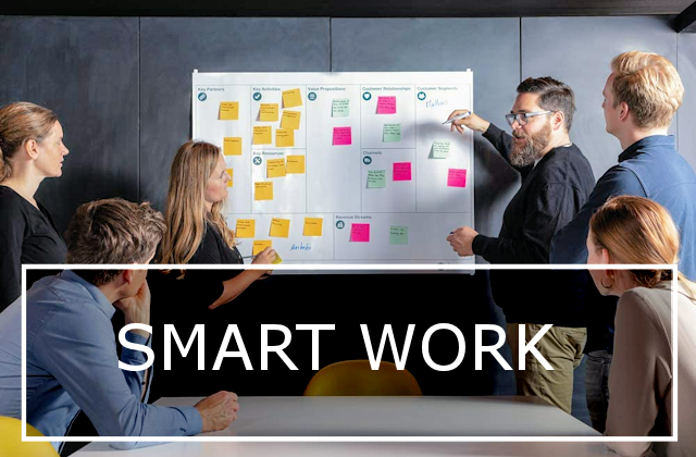 Smart Work: Metodologías Ágiles