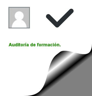 Auditoria formación bonificada
