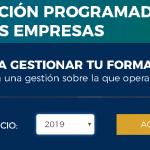 Ya se puede acceder a la aplicación 2019 de Fundae