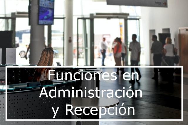 Servicio de recepcionistas en Madrid