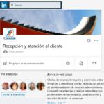 Servicio de recepcionistas: Trabajo de recepcionista por sustitución de vacaciones en Madrid