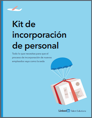 Plantilla:Kit de incorporación de personal por Linkedin