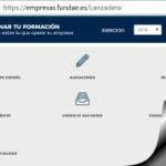 Disponible la nueva Aplicación de Acciones de Formación en las Empresas