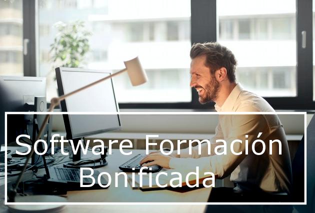 Software gestión Formación Bonificada