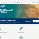 Fundae cambia el aspecto de su web