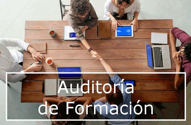 Auditorías de formación bonificada