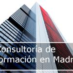 Consultoría de formación en Madrid