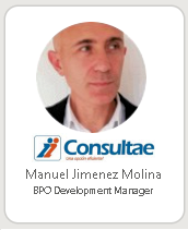 Manuel Jiménez Molina /BPO Development Manager en Consultae