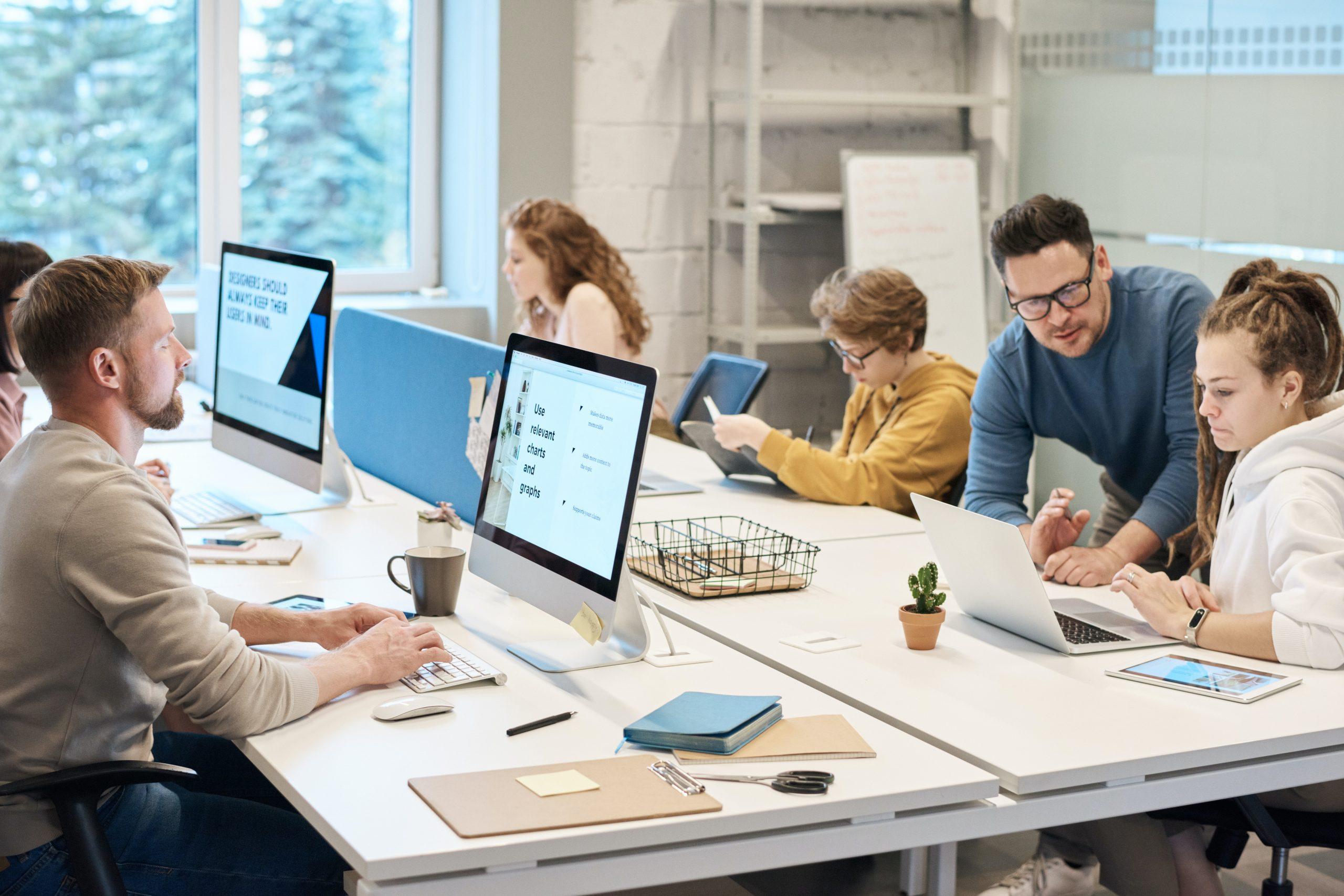 Equipos multidisplinares en consultoría